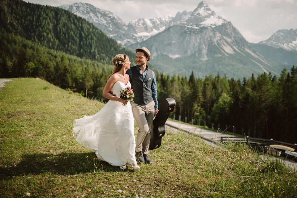 Fotograf Garmisch Hochzeit von Yvonne & Patrick Featured Hochzeit Sommer